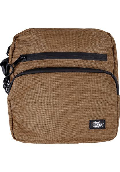 Dickies Taschen Gilmer brownduck vorderansicht 0891465