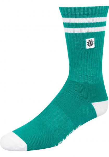 Element Socken Clearsight dynastygreen vorderansicht 0631674