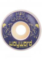 wayward-rollen-carroll-usa-made-new-harder-formula-101a-q1-white-vorderansicht-0135235