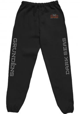 Dark Seas x Grundens Surface Waves Sweatpants
