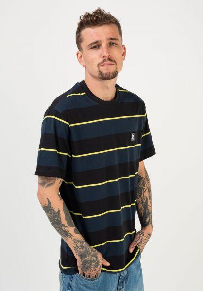 Element T-Shirts x Future Nature Knit flintblack vorderansicht 0322450