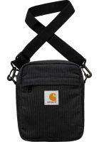 carhartt-wip-taschen-cord-bag-small-black-vorderansicht-0891649