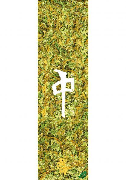 Red-Dragon Griptape RDS x MOB-Griptape Shake Chung green Vorderansicht