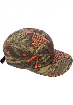 Turbokolor Five Panel Cap