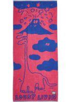 lousy-livin-verschiedenes-lousy-towel-dinos-pink-vorderansicht-0972830