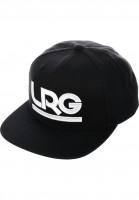 LRG Caps LRGeansSnapback black Vorderansicht