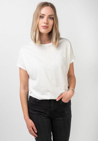 Mazine T-Shirts Murphy white-allover vorderansicht 0322274