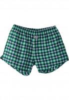 Fourasses Unterwäsche Oxford green Vorderansicht