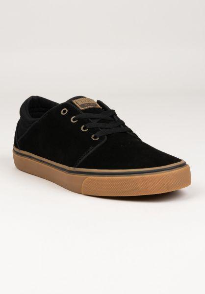 TITUS Alle Schuhe Hudson black-gum vorderansicht 0604301