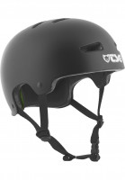 TSG-Helme-Evolution-Solid-Colors-satin-black-Vorderansicht