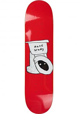 Polar Skate Co Dane Brady Toilet