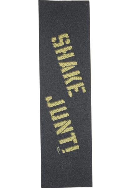 Shake-Junt Griptape Desarmo black-gold vorderansicht 0142308