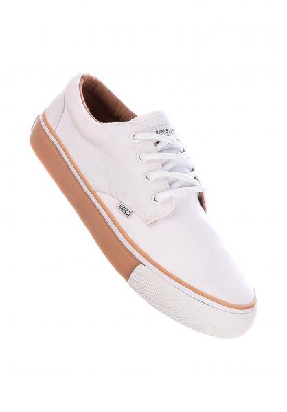 Djinns Alle Schuhe Nice Super Twill white vorderansicht 0612501