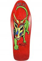 Schmitt-Stix Skateboard Decks Chris Miller Dog Large Full Size red Vorderansicht
