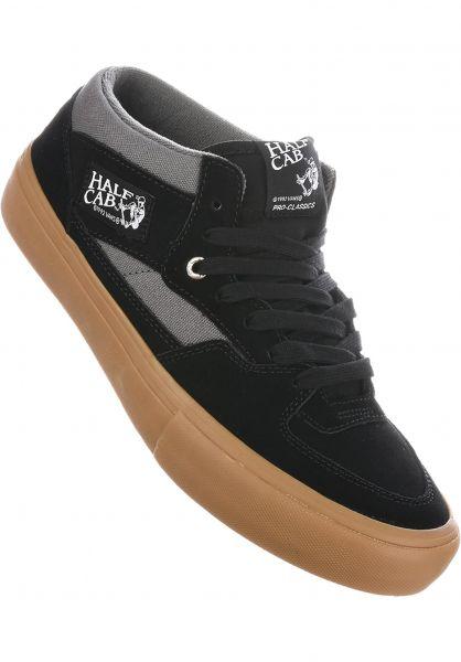 Half Cab Pro Vans All Shoes in black