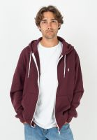 element-zip-hoodies-cornell-vintagered-vorderansicht-0454129