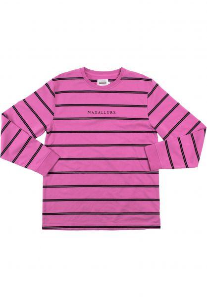Maxallure Longsleeves Powell pink vorderansicht 0383937