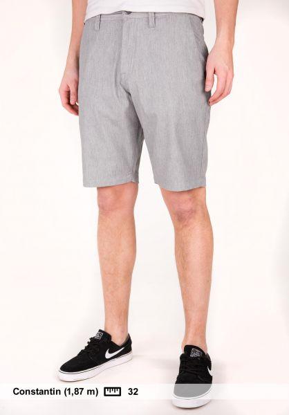 Volcom Shorts Frickin Modern grey Vorderansicht