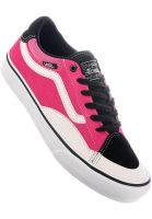 Vans Alle Schuhe TNT Advanced black-magenta-white Vorderansicht