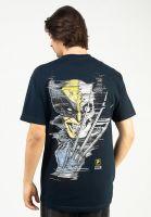 primitive-skateboards-t-shirts-x-marvel-wolverine-navy-vorderansicht-0323957