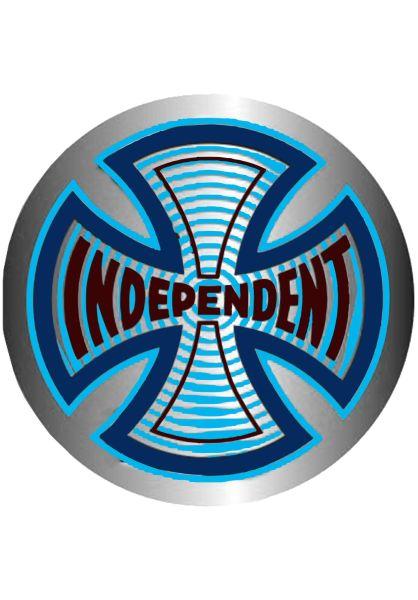 Independent Verschiedenes Coil blue vorderansicht 0972385