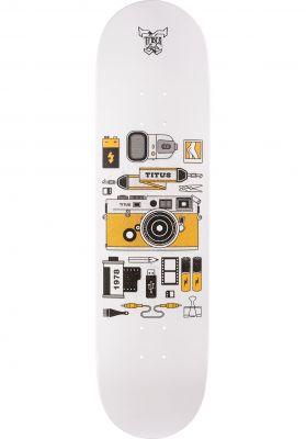 TITUS Skateboard Decks Camera M6 T-Fiber