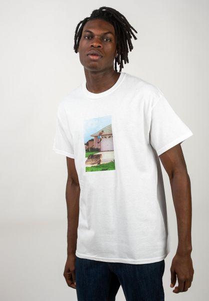 Baker T-Shirts Launch Ramp white vorderansicht 0320543