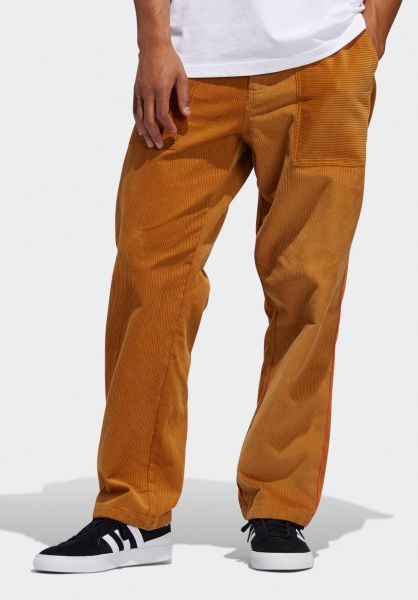 adidas-skateboarding Chinos und Stoffhosen Cord Pant mesa vorderansicht 0202069