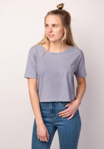 TITUS T-Shirts Eline grey vorderansicht 0398463