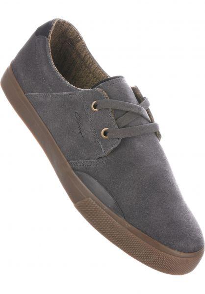 C1RCA Alle Schuhe Alto charcoal-gum Vorderansicht