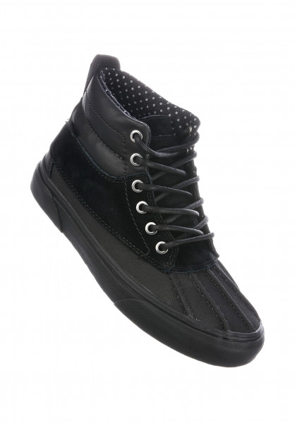 eb8b431d34ae35 Sk8-Hi Del Pato MTE Vans All Shoes in black-polkadots for Women | Titus