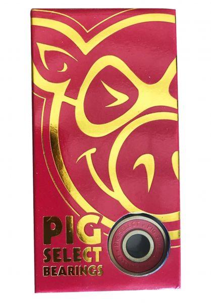 Pig Kugellager Select red vorderansicht 0180335