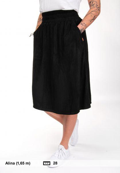 Plenty Humanwear Röcke Charlie black vorderansicht 0510239