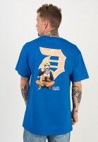 primitive-skateboards-t-shirts-ichiraku-dirty-p-royal-vorderansicht-0322336