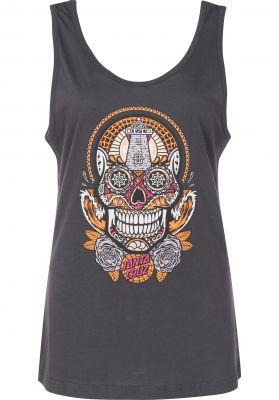 Santa-Cruz Sugar Skull Vest