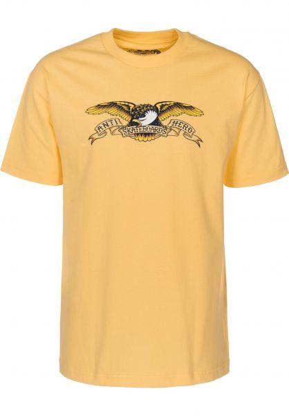 Anti-Hero T-Shirts Eagle squash Vorderansicht
