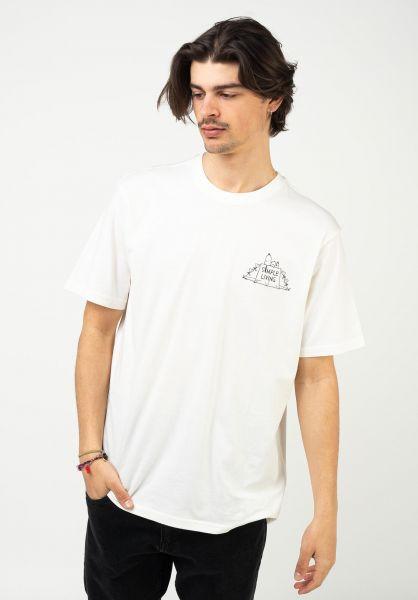 Element T-Shirts x Peanuts Simple Living offwhite vorderansicht 0323346