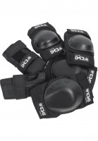 TSG-Schoner-Sets-Basic-Protection-Set-black-Vorderansicht