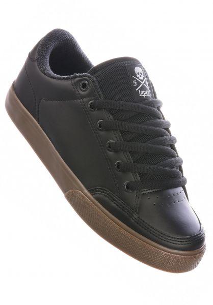 C1RCA Alle Schuhe Lopez 50 black-gum-pu vorderansicht 0603205