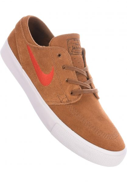 Brand New Mens Nike SB Zoom Stefan Janoski RM Skateboard Shoes Rose Gold Black