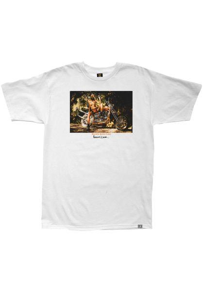 Loser-Machine T-Shirts Anna white vorderansicht 0321240