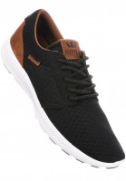 Supra Alle Schuhe Hammer Run black-brown-white Vorderansicht