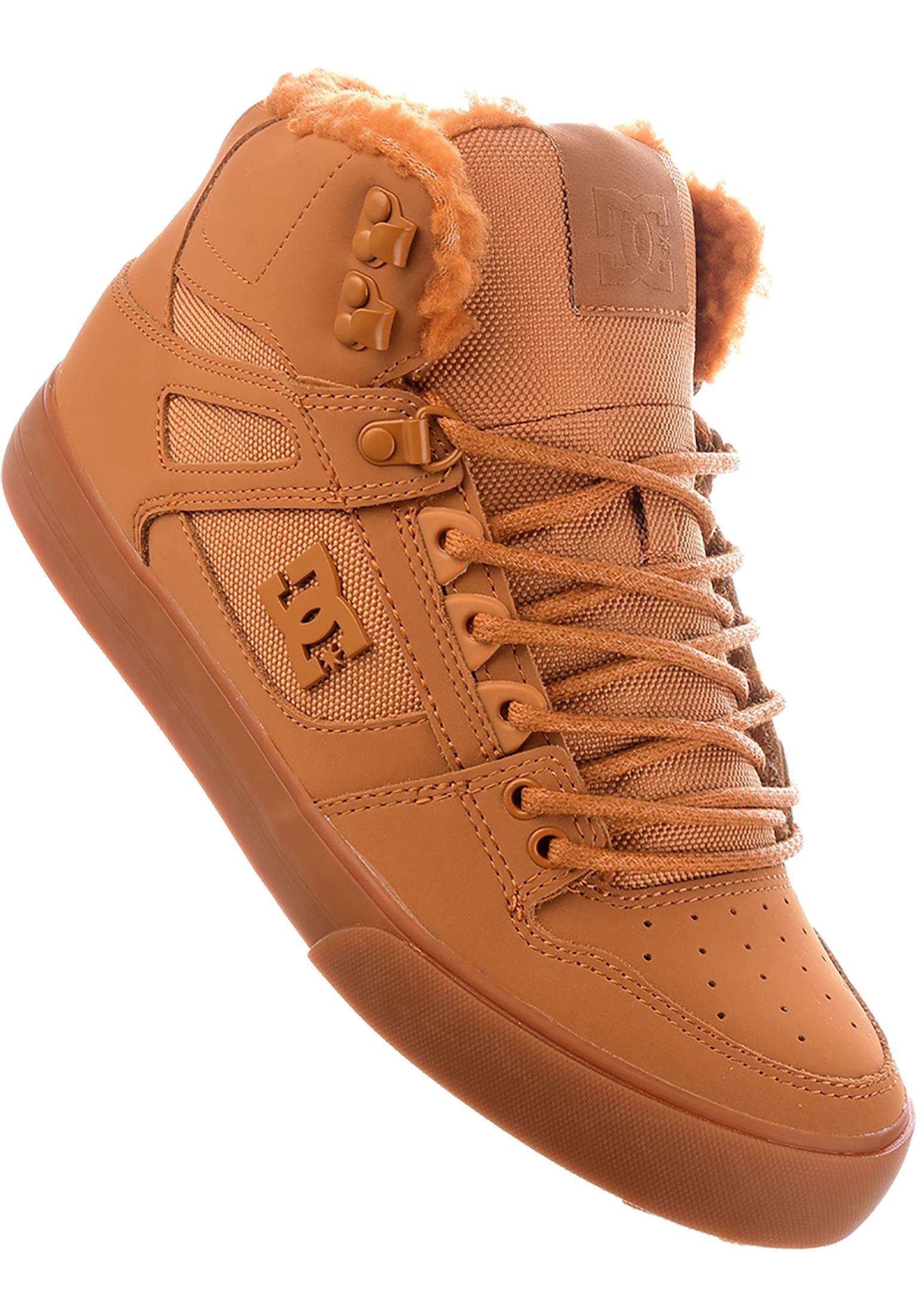 75f27deafd75 Pure HT WC WNT DC Shoes All Shoes in wheat-white for Men | Titus