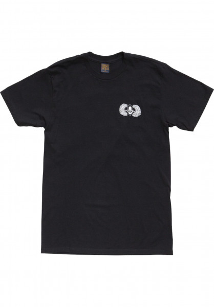 Dark Seas T-Shirts Air Strike black Vorderansicht