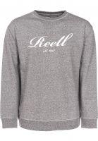 reell-sweatshirts-und-pullover-big-logo-crewneck-greymelange-vorderansicht