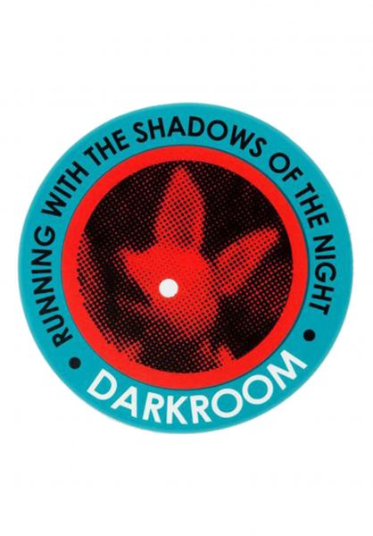 Darkroom Verschiedenes Shadows Sticker multicolored vorderansicht 0972189