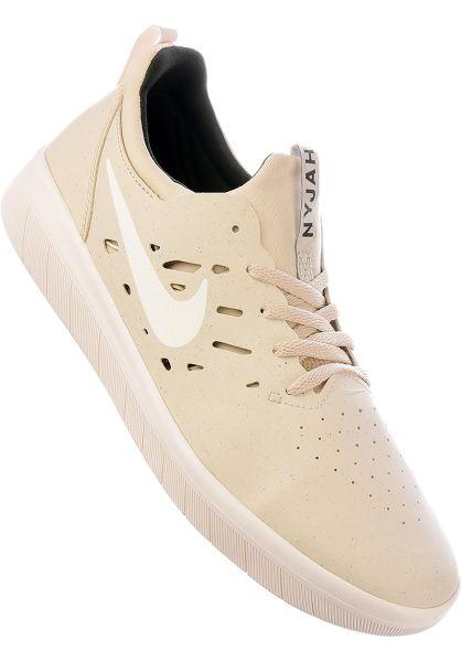best website 47d87 c2729 Nike SB Alle Schuhe Nyjah Free Skateboarding beach-sail Vorderansicht  0604373