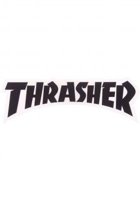 Thrasher Die Cut Logo Sticker