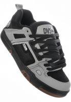 DVS Alle Schuhe Comanche black-grey Vorderansicht