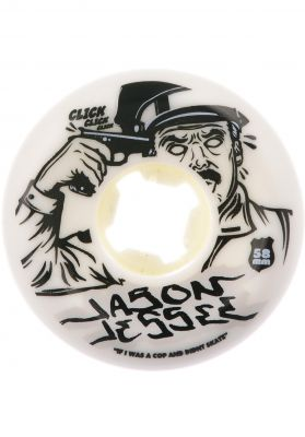 OJ Wheels Jessee IF Insaneathane Hardline 101a
